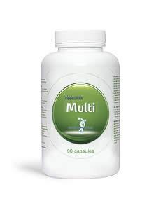 Natural Multi natuurlijke multivitaminen en mineralen