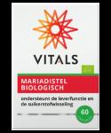 Mariadistel Biologisch 60 capsules