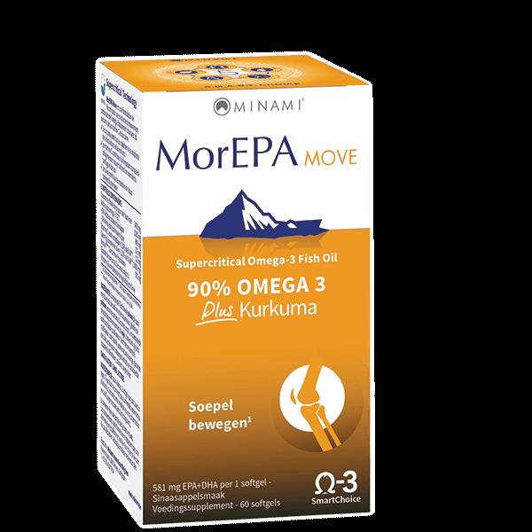 MorEPA Move 60 softgels