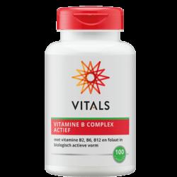 Vitamine B Complex Actief 100 capsules