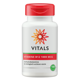 Vitamine B12 methylcobalamine 1000mcg