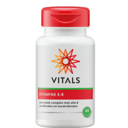 Vitamine E-8 60 softgels