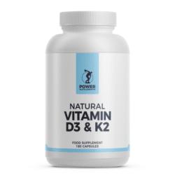 Vitamine D3 plus K2