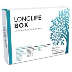 LongLife Box superfoods, vitaminen en mineralen