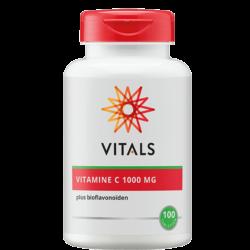 Vitamine C - 1000 mg - 100 tabletten