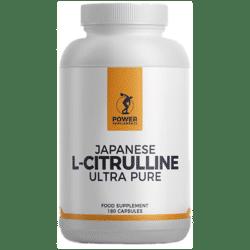 L-Citrulline aminozuur 180 capsules